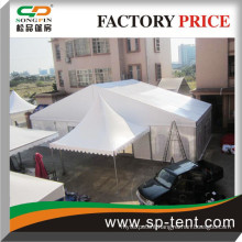 Middle size white 20x20m China party tent Hot sale