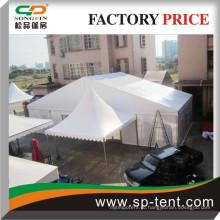 Средний размер белый 20x20m Китай сторона палатка Горячие продажи