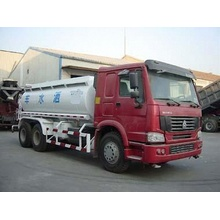 2018 new Howo tractor water tanker for sale
