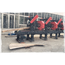Hot Sale Multiple Heads Wood Cutting Machine with Ce