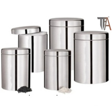 Stainless Steel China Garbage Bin--Baskets