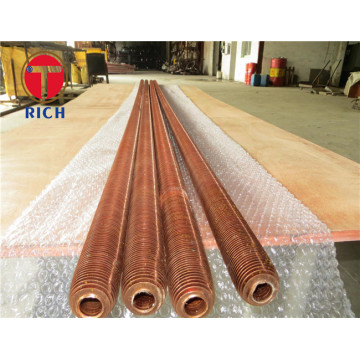 Copper Fin Tube for Boiler and Heat Exchanger