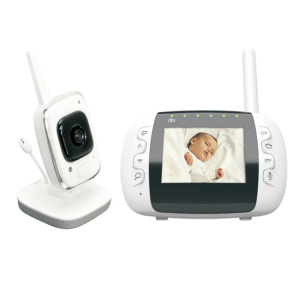 2018 Tecnologia wireless Video Movimento del baby monitor digitale