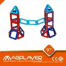 Tijolos de Inteligência Formas Magnéticas de Construção Propriedade Magnética Alta