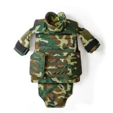 Protecteur anti-balles tactique protecteur tactique de camouflage armé