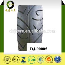 DEJI высокого качества мотоцикла шины T/L бескамерных шин 6PR/8PR tyre140/70-17