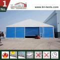 1000 Sqm Big Garage Door Warehouse Tent for Temporary Storage