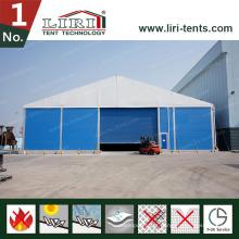 Barraca provisória ao ar livre do armazenamento para a venda, barraca do armazenamento do armazém para eventos