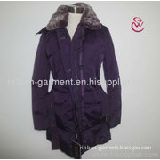 Wholesale Elegant Winter Long Coat For Women 2013.