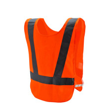 Kids red security reflective safety clothes