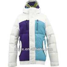 ultralight first womens fitted down jacket