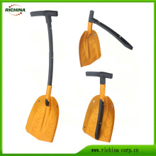 Sport Utility Car Snow Shovel with Aluminum Blade