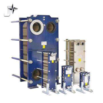 Пластинчатый теплообменник нагревателя бассейна APV J092 из нержавеющей стали