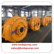 Metal Liner Horizontal Sand Gravel Slurry Pump
