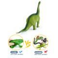Venda quente de brinquedos de borracha shantou cute crianças com dinossauros de alta qualidade