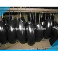 90 ° Lr Seamless Carbon Steel Butt Welding Elbow