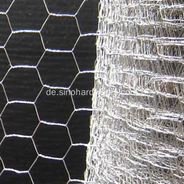 Chicken Wire Mesh Hexagonal Galvanized Netting Roll