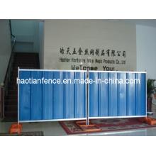 Farbe Bond Zaun Panel