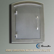 Neues Produkt 1.7KG Aluminium Postfach Teile