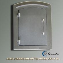 Новый продукт 1.7KG Алюминиевый почтовый ящик частей