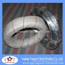 YW-galvanized wire/galvanized iron wire/welded mesh galvanized wire mesh gabion