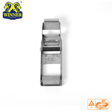 Heavy Duty Stainless Overcenter Buckle z plastikową rurką