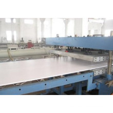 CER-PVC-freie geschäumte Blatt-Plastikmaschine (3mm-32mm)