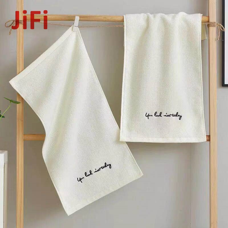 Kids Baby Hot Selling Pretty Design Soft Cotton Face Towel 09
