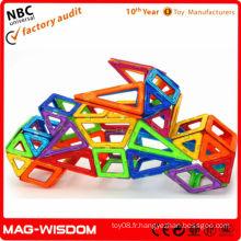 Usine de jouets magnétiques Kebo
