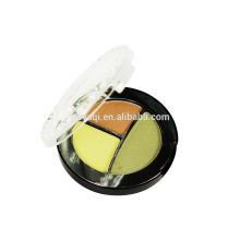 Частный ярлык минеральные макияж производителей 3 цвета теней для век