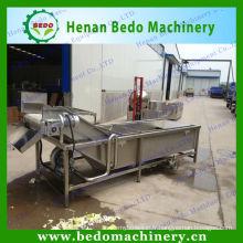 2015 vente chaude en acier inoxydable 304 automatique à bulles de légumes machine à laver prix 008613253417552