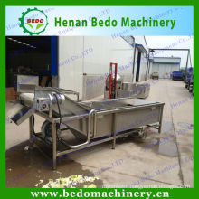 2015 hot sell stainless steel 304 Automatic Bubble Vegetable Washing Machine price 008613253417552
