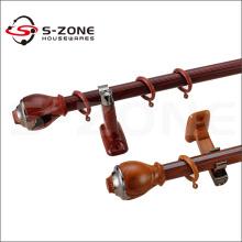 Ensemble de barres à rideaux à billes réglables en Chine