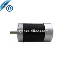Motor sem escova incorporado de alta velocidade da movimentação 12v do ímã permanente 30W da CC