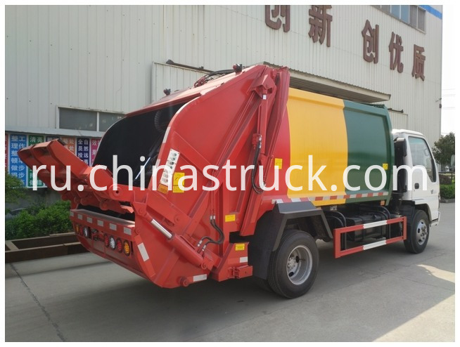 Isuzu Rear Load Garbage Compactor