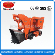 Underground mining use wheeled rock loader electric rock loader
