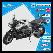 Juguete fresco 1:12 freewheeling juguete de los niños mini motocicleta
