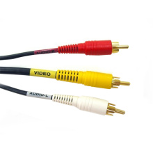 Composite Audio and Video Cable