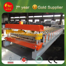 China Fornecedor Plated Steel Roll Formando