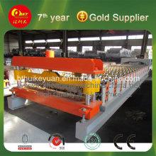 Fornecedor de China chapeado aço rolo formando
