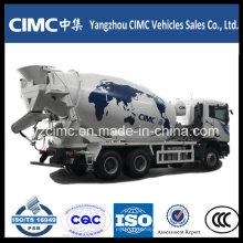 C & C 6 * 4 12cbm Euro 3 Zementmischer LKW