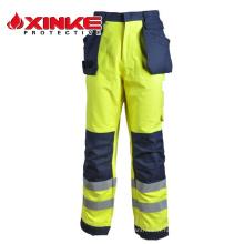 Pantalon ignifuge avancé pour les nécessités d'usine