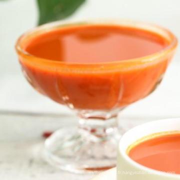 Le jus de baies de goji de haute qualité à prix réduit