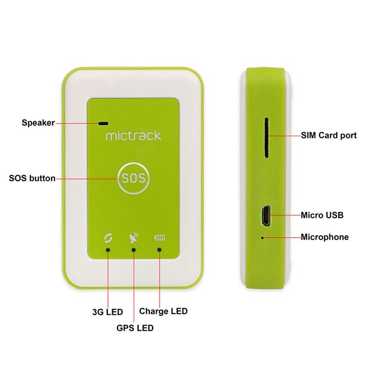 mini 3g gps tracker