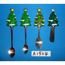 Holiday Tree Spreader with Resin Handle