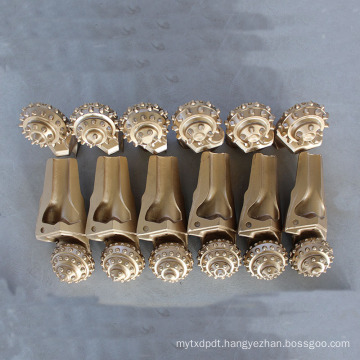 New item single sealing roller tci drill tricone cutter bit/drill bit for well drilling