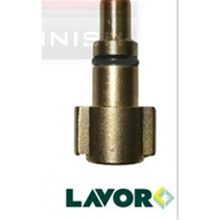 Brass  Lavor G 1/4F Adapter with ORing 8.5mm