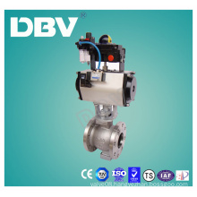 Electric Operated V Type Ball Valves