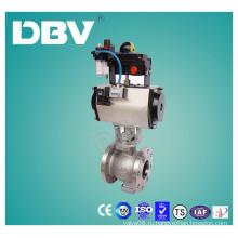 Электрический Управляемый V Тип Шариковый Клапан