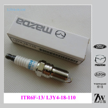 ITR6F-13 L3Y4-18-110 IRIDIUM SPARK PLUG FOR MAZDA M6 OLD CAR 2002-2012